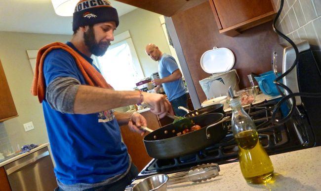 denver omelettes