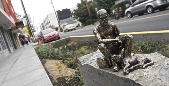 division sculpture