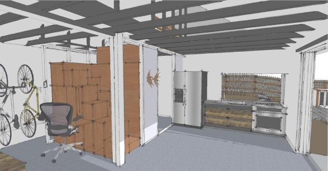gearage kitchen