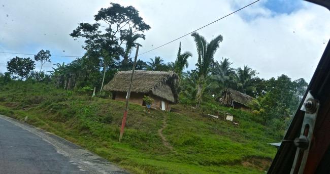 guat houses