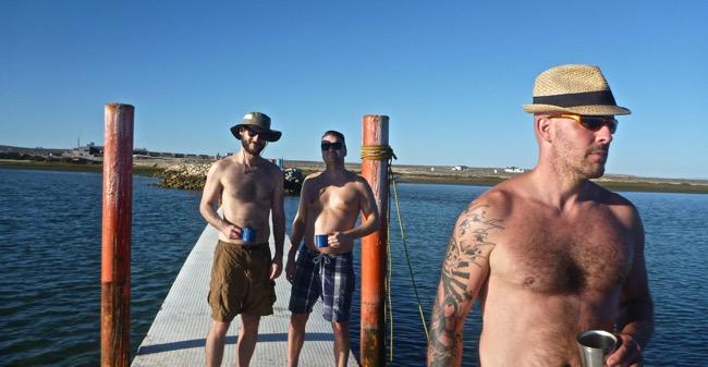 guys dock
