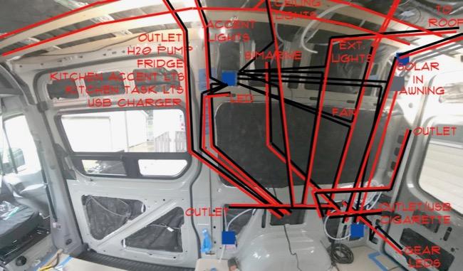 Sprintervan Build(s)- Wiring — the Dangerz on