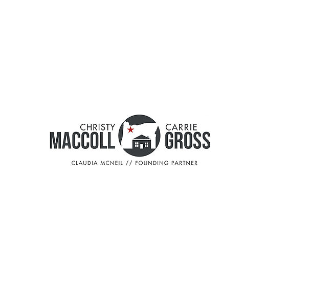BRONZE SPONSOR : CHRISTY MACCOLL + CARRIE GROSS   We are a family team with over 25 years of real estate experience in the Portland Metro area. As Portland natives and enthusiasts, we enjoy the beauty Portland has to offer.