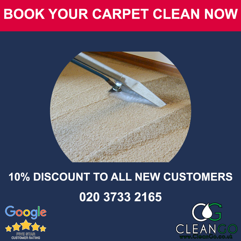 Carpet Cleaning Ilford - Professional Carpet Cleaning
