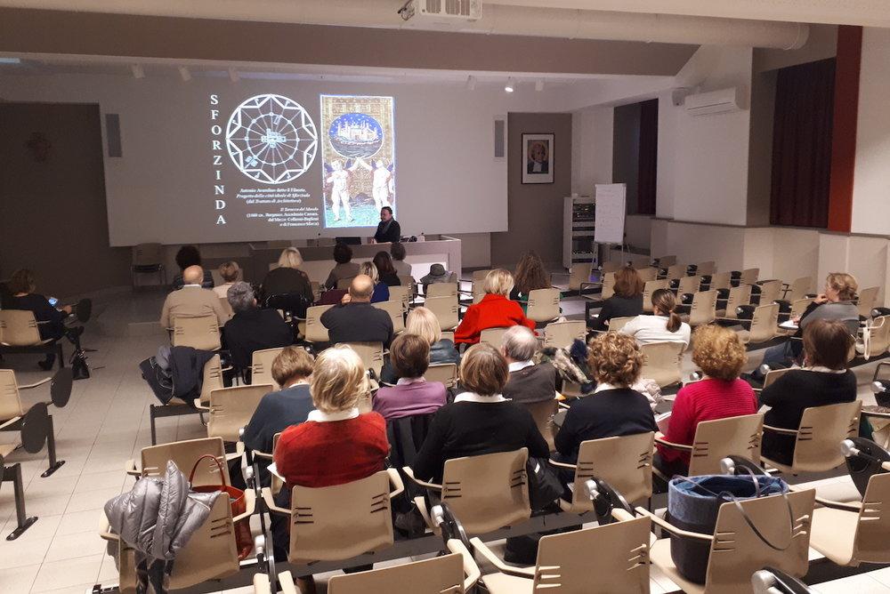 Lezioni - conferenze