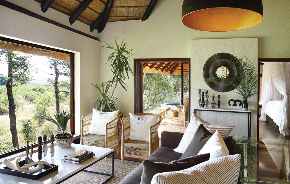 Londolozi Tree Camp - Private House 1