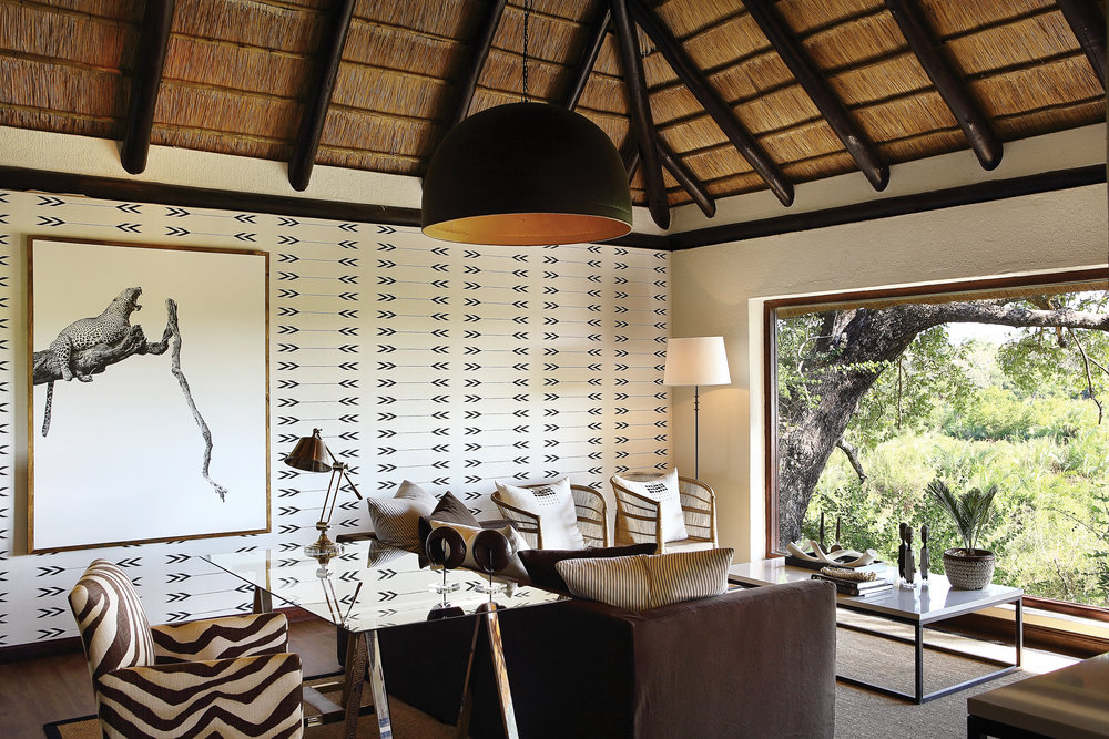 Londolozi Tree Camp - Private House 2