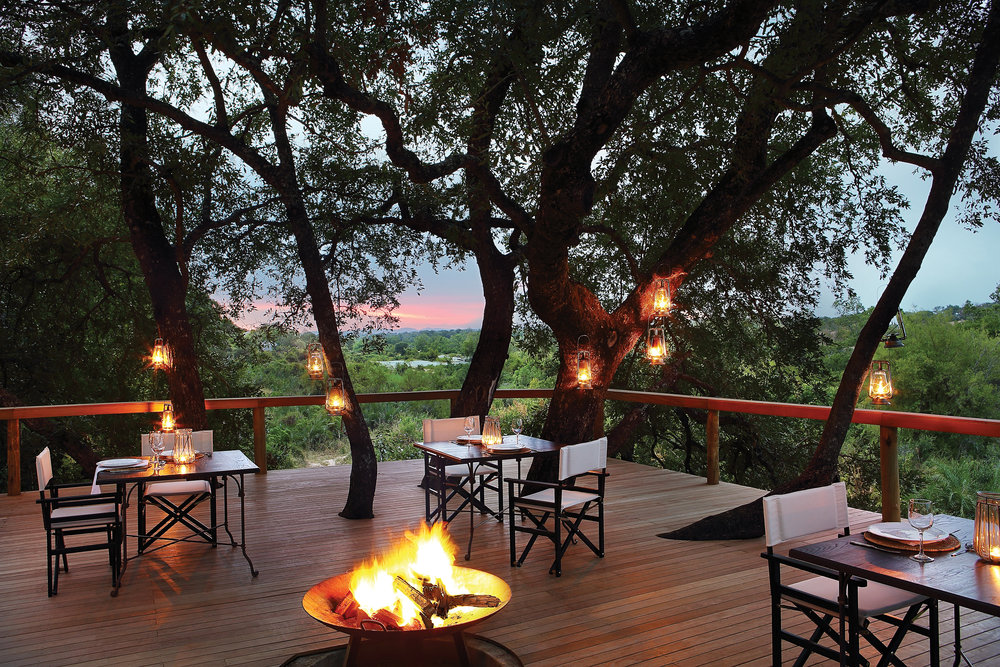 Londolozi Tree Camp - Private House 4