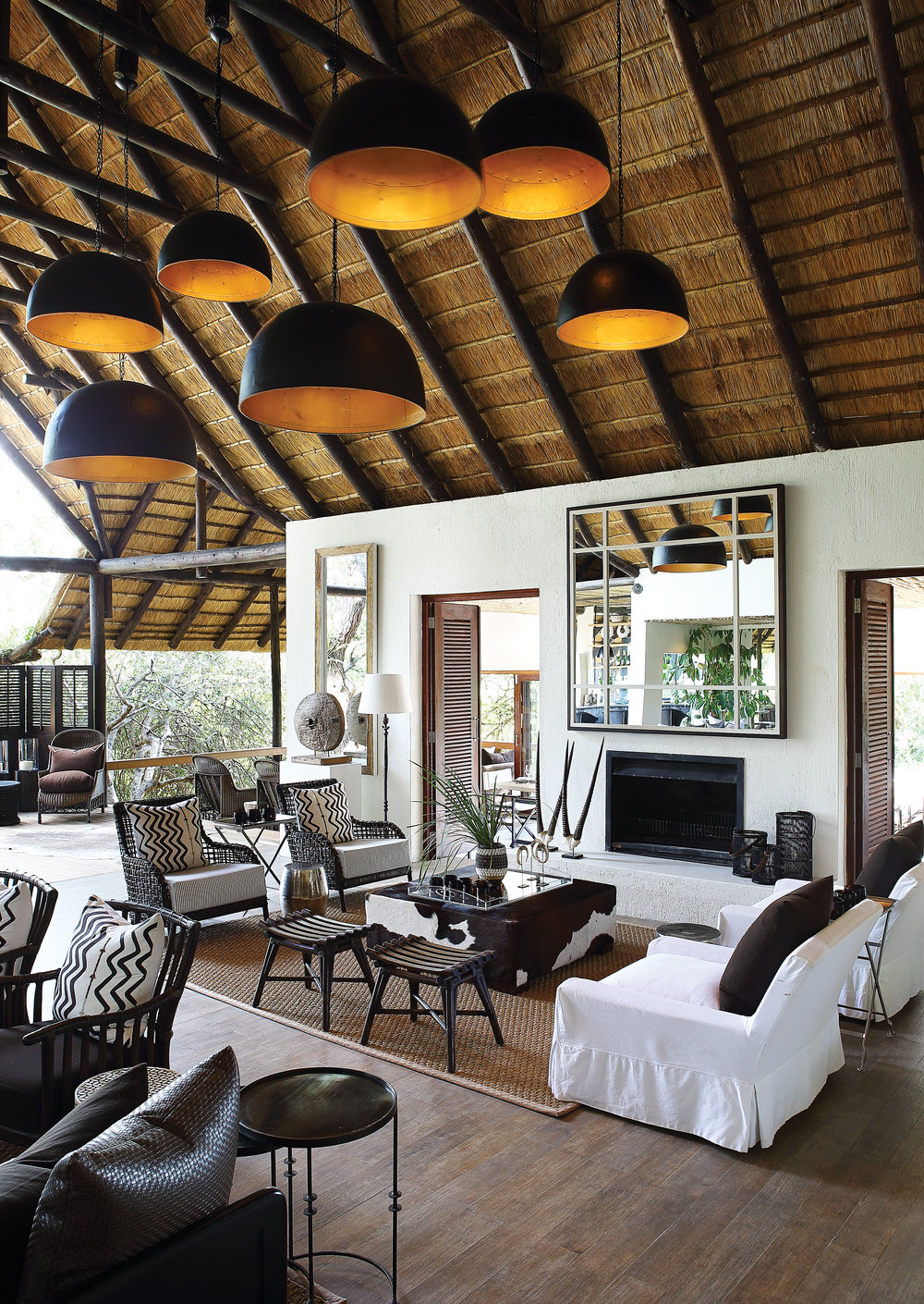 Londolozi Tree Camp - Private House 6