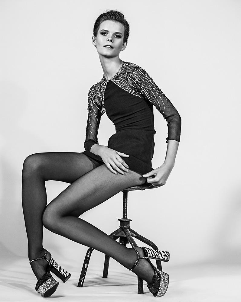 """""""Irina Kravchenko"""" for Vogue Ukraine"""