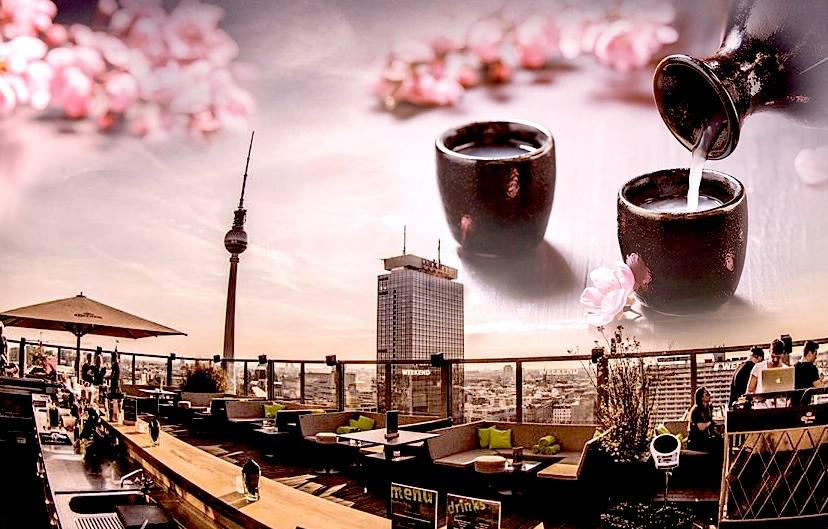 Sake Rooftop  First Sake, then Party. Enjoy the taste of Japan and celebrate to the music of our Red Parrot Crew.