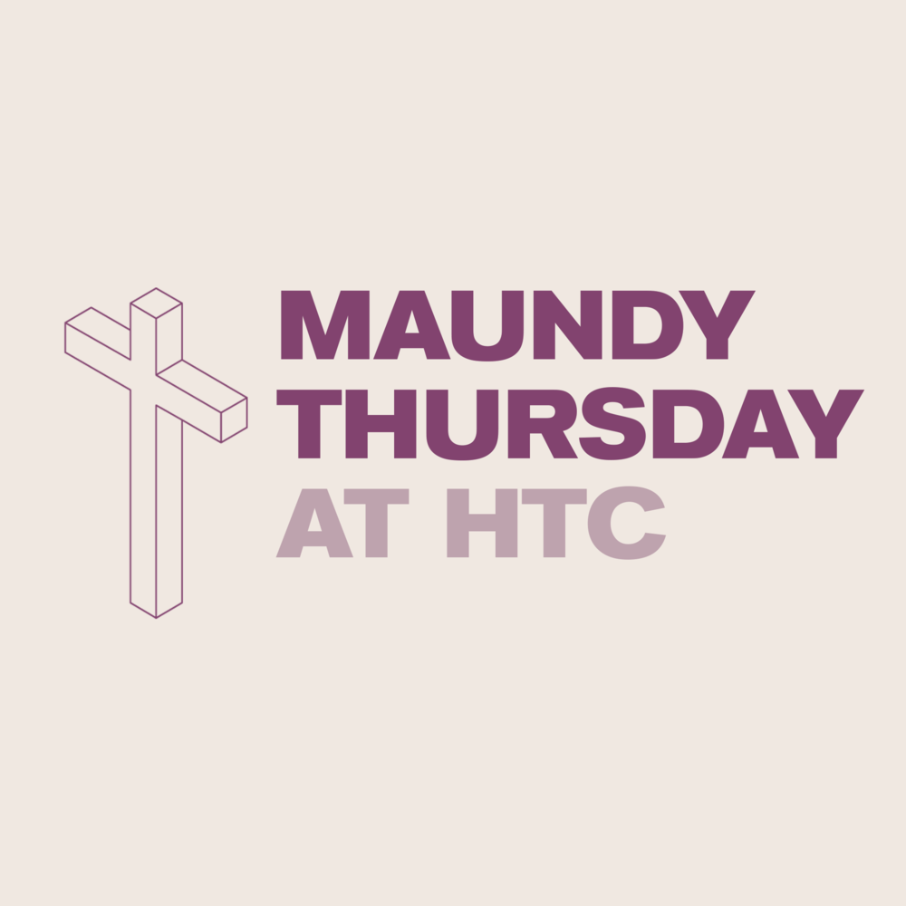 Maundy Thursday - Thursday 18th AprilAs short service with feet washingFind Out More