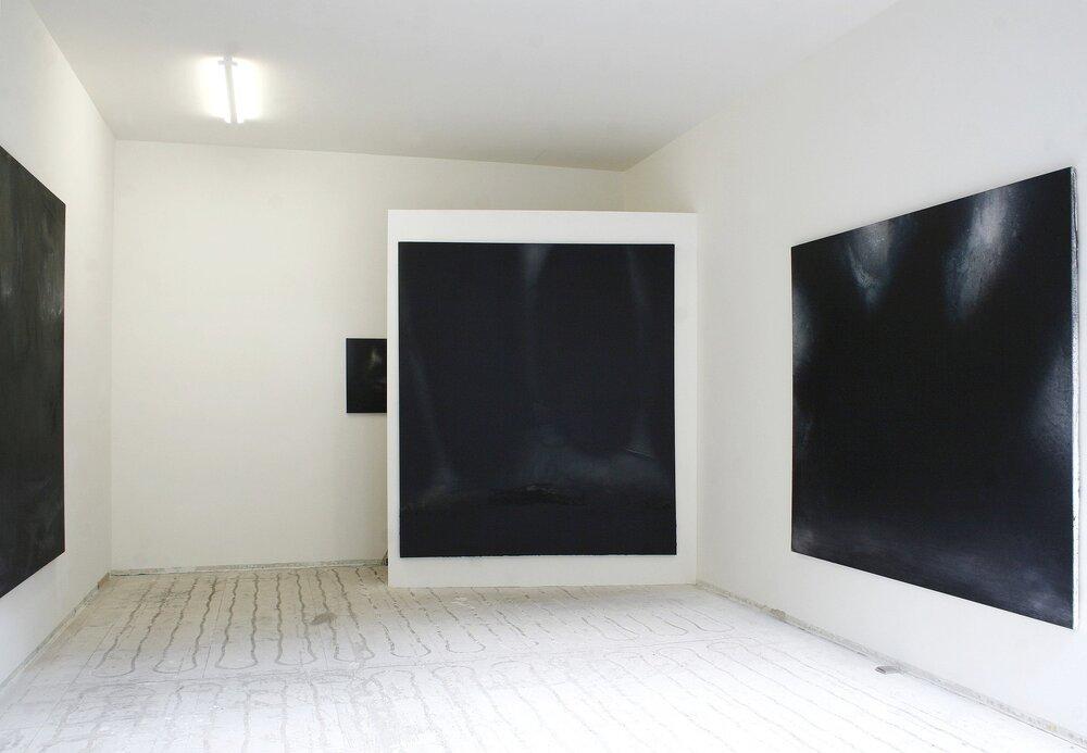 'Outer Dark'  Installation view / mplus projekt  Berlin 2017