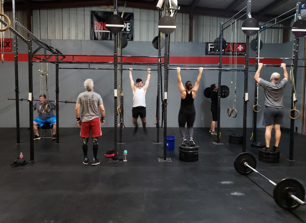 Group Classes - get one on one attention in a group setting