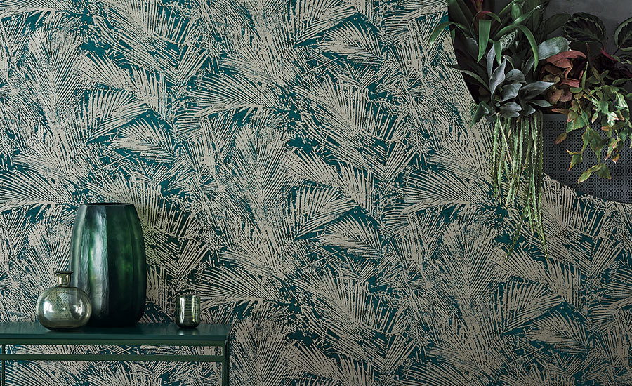 Areca Wallcovering (7 colours)