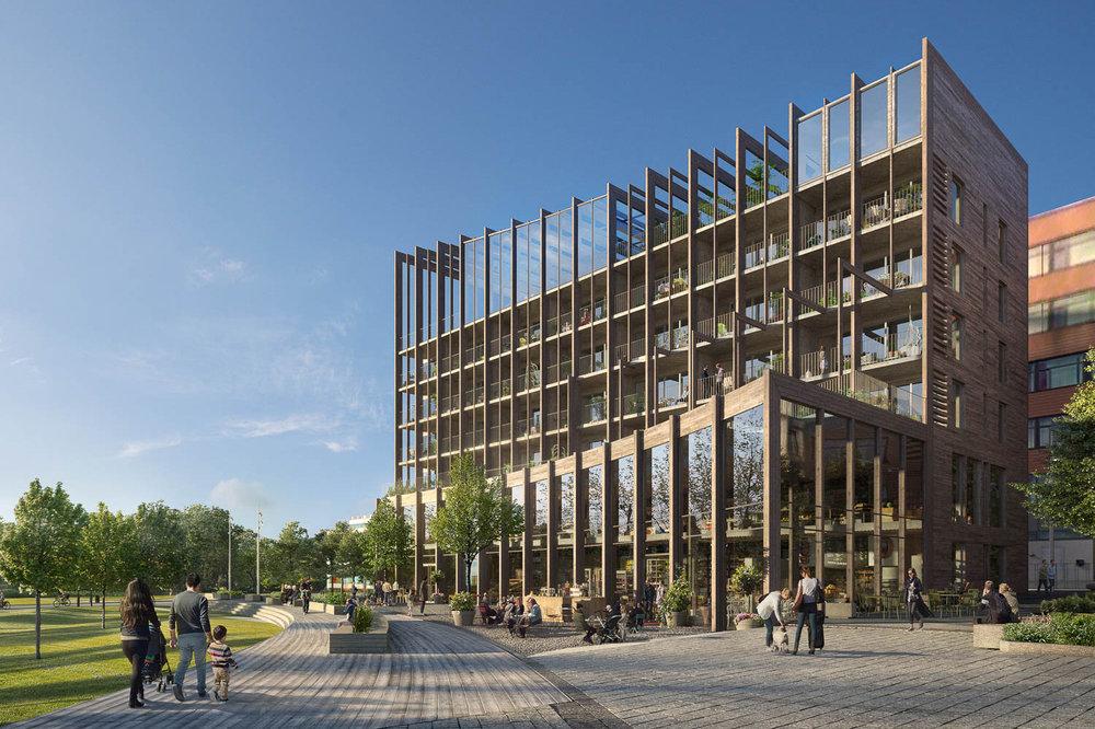 Hållbarhet - Dreem har kompetens för certifiering inom Miljöbyggnad för Swedish Green Building Council samt även erfarenhet av att arbeta med BREEAM och LEED.