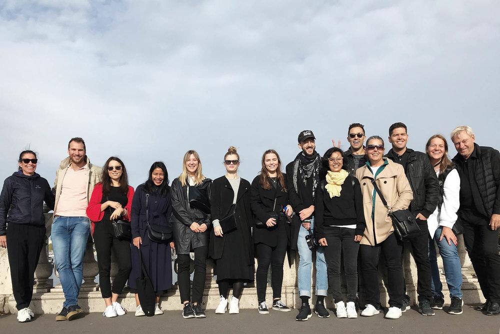 Internationellt team - På Dreem har medarbetarna internationell bakgrund med erfarenhet av att driva kontor utomlands. Dreem strävar efter att arbeta mångkulturellt.