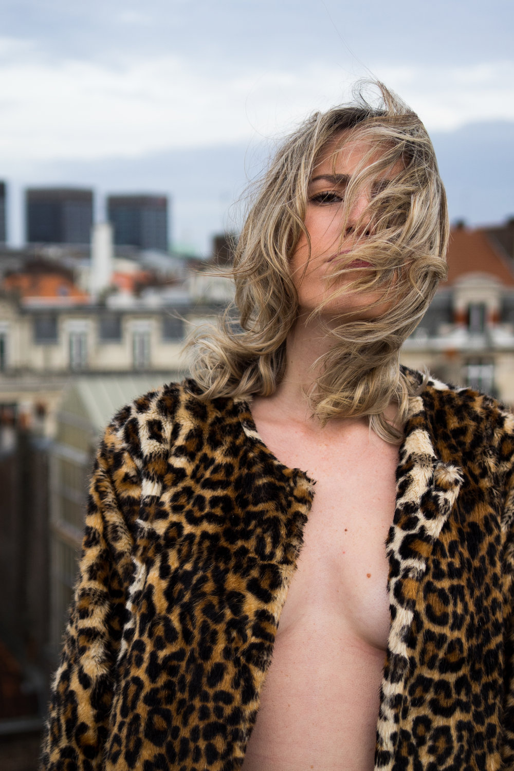 One moment with - Joséphine