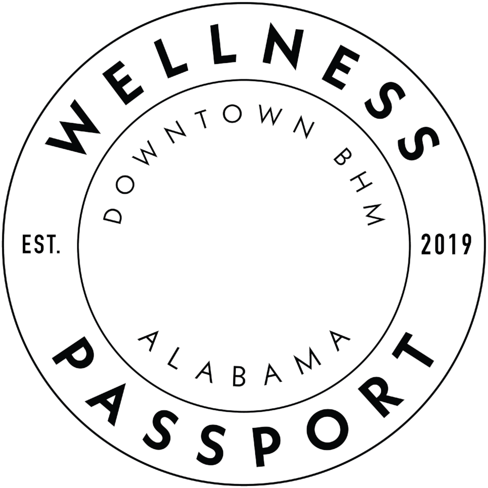 the Downtown BHM Wellness Passport