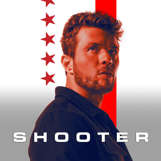 Shooter - Legendary ex-marine Bob Lee Swagger gets coaxed into action by former commanding officer Isaac Johnson, to prevent a plot to kill the President. Little did he know, he was being set up as the culprit responsible. Bob Lee has to find a prove his innocence, but he soon learns that this is all linked to his past in the Marines.3 seasons