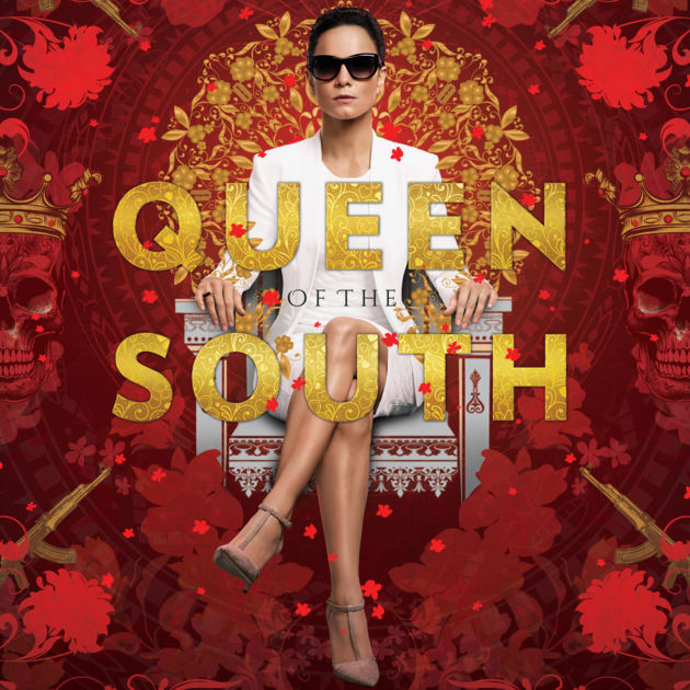 Queen Of The South - Teresa Mendoza falls in love with Guero, a member of a successful drug cartel who takes her out of her inferior position. Guero is killed and Teresa is forced to leave Mexico in order to escape from the Cartel. She seeks refuge in America with the head of the Cartel's wife/rival, Camila Vargas. Teresa ends up starting her own drug empire and becomes one of the wealthiest women in the world. However, as a result of her success, more problems arise.2 seasons