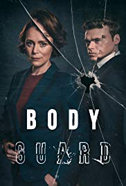 Bodyguard - Bodyguard is about a heroic but volatile war veteran who works as a specialist protection officer. When he's assigned to protect the Home Secretary, he finds himself torn between his duty & beliefs. This is available on BBC Iplayer.