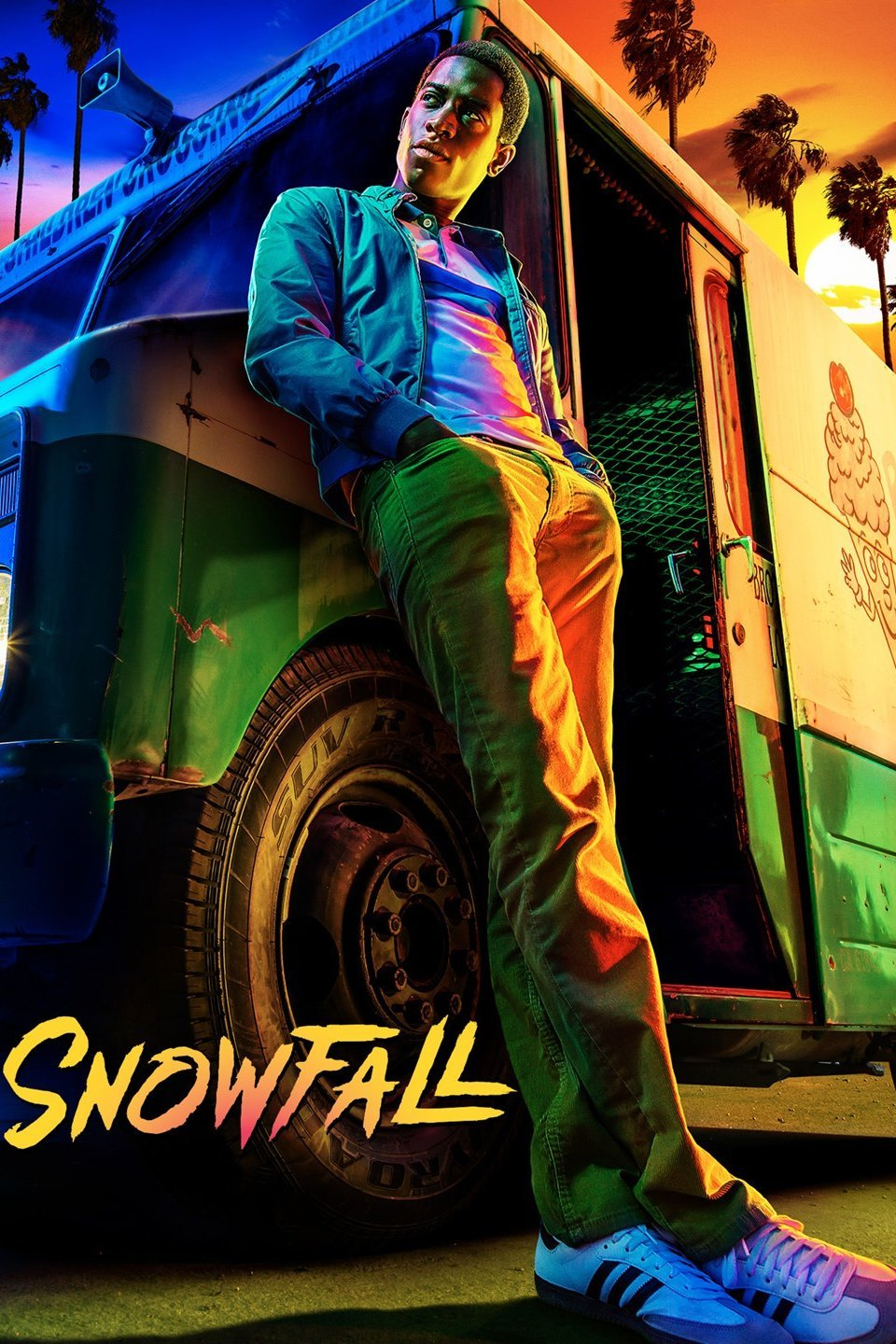 Snowfall Season 2 - As business is growing for Franklin, he struggles to keep up with the increase in demand. Things get a bit trickier when he mixes with Lucia. This is available on BBC Iplayer.