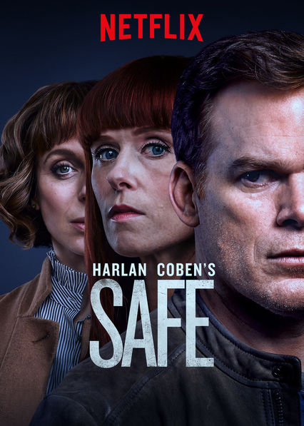 Safe - A widowed surgeon's oldest daughter goes missing with her boyfriend. Whilst trying to locate the teens he finds out some dark secrets about his neighbourhood and those close to him.