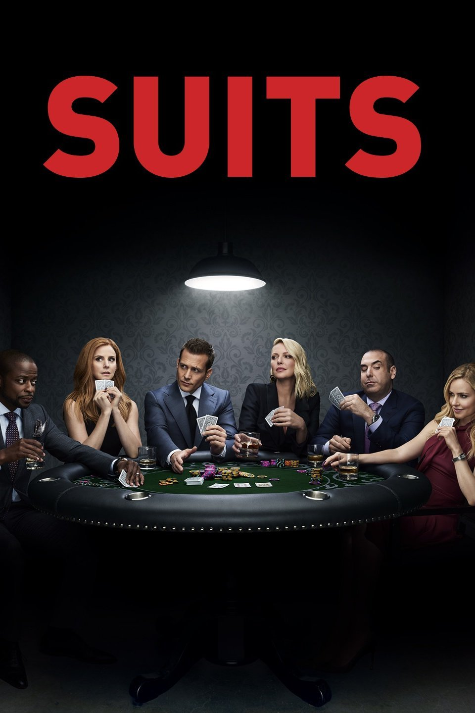 Suits Season 8 - After the departure of Mark and Rachel in season 7 and the introduction of Robert Zane as the new managing partner of the firm we see a shift in the dynamic of the firm.Samatha Wheeler and Alex William go head to head to be the named partner whilst Katrina works extremely hard to be senior partner.