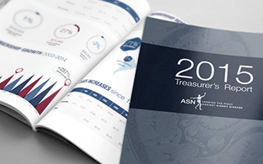 ASN Annual Report Design