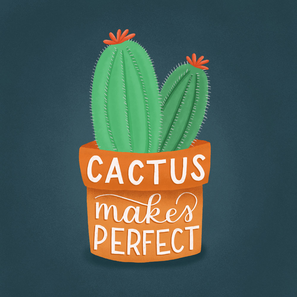Cactus Makes Perfect