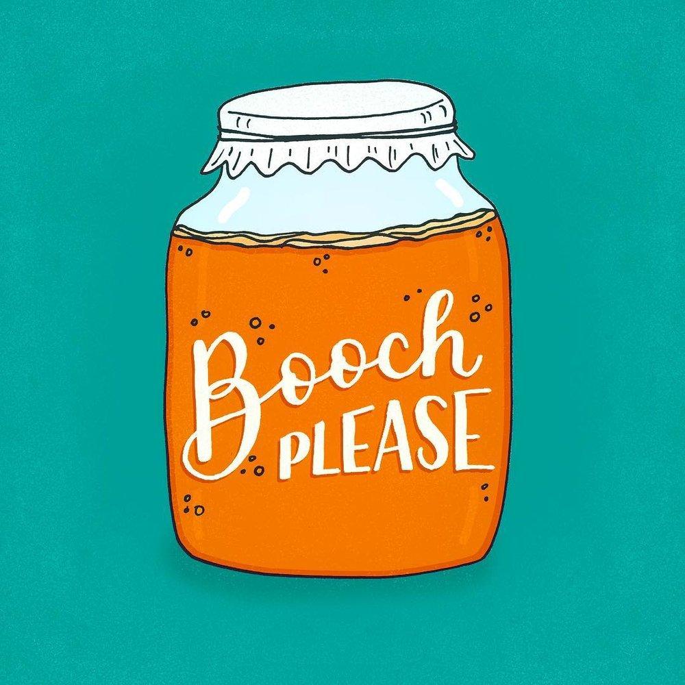Booch, Please