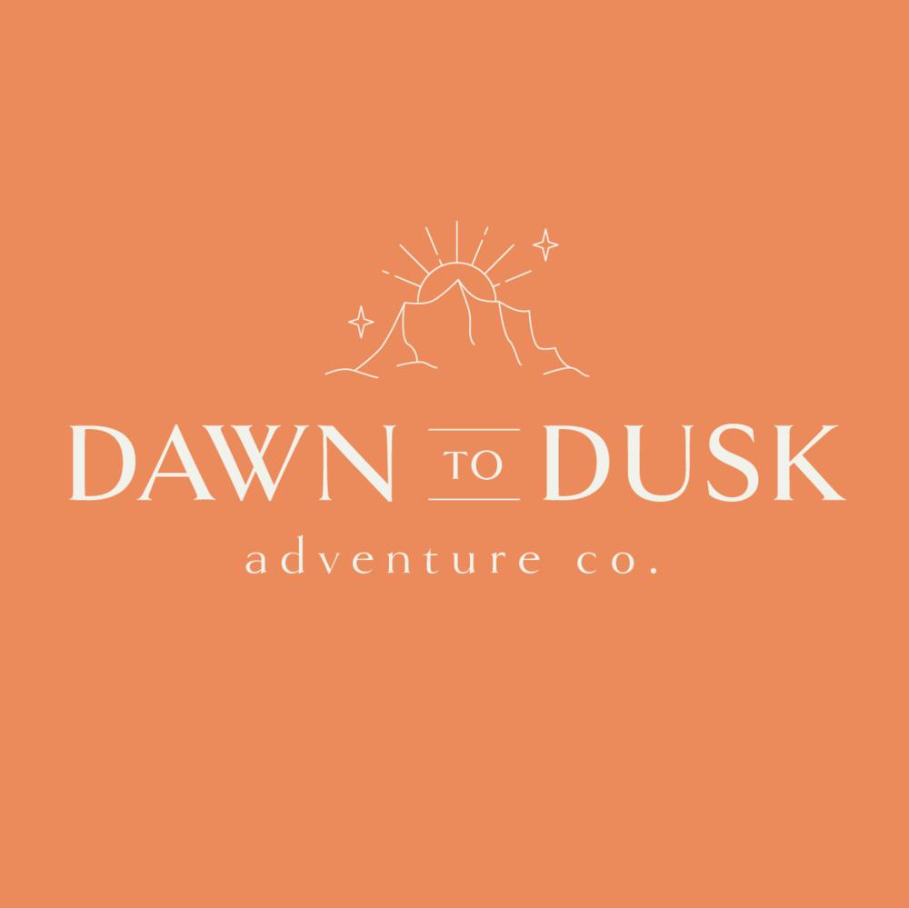 Dawn To Dusk Logo Design