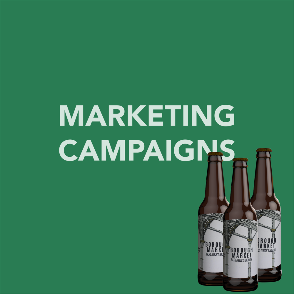 Marketing Campaigns Icon