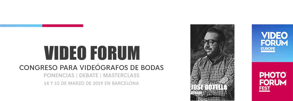 We are Participants of the biggest Europe Photography and Video Congress in Barcelona on March 14 2019. - Somos Participantes del Mayor Congreso de Fotografía y Vídeo de Europa en Barcelona el 14 de Marzo.