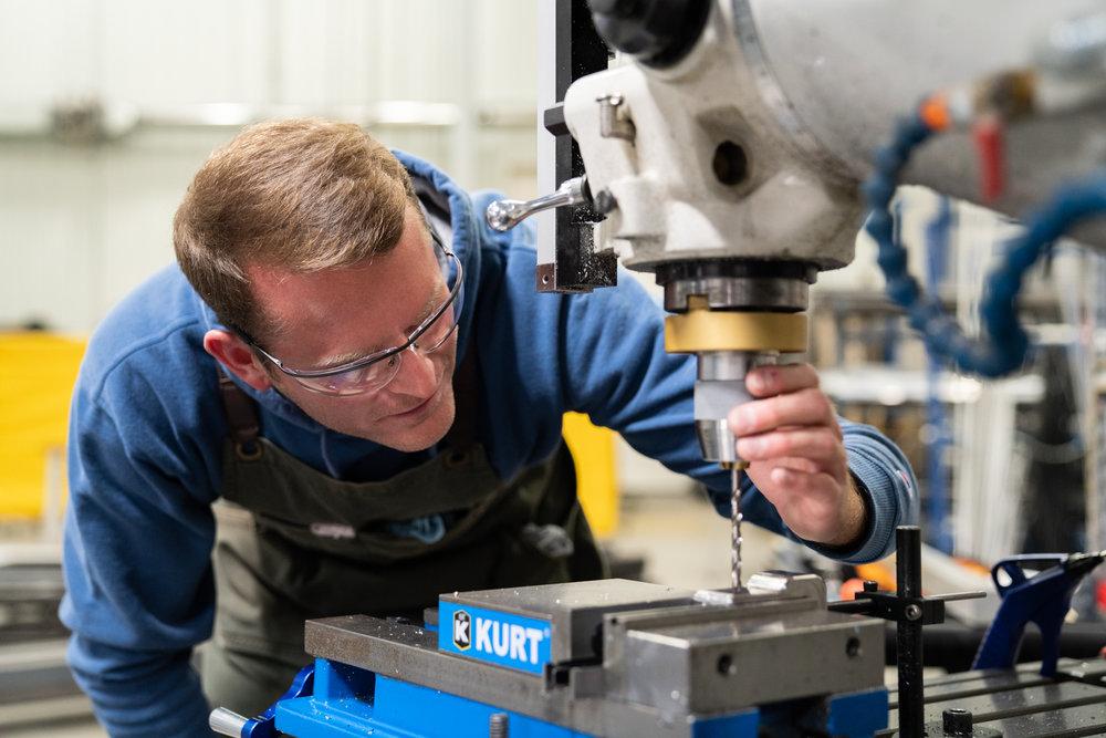 Metalworking & Machine Shop