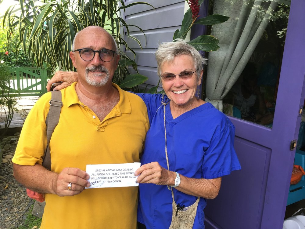 Partnerships - The Foundation supports all non-governmental organizations committed to help make Bocas del Toro a better place for those that live and visit there.