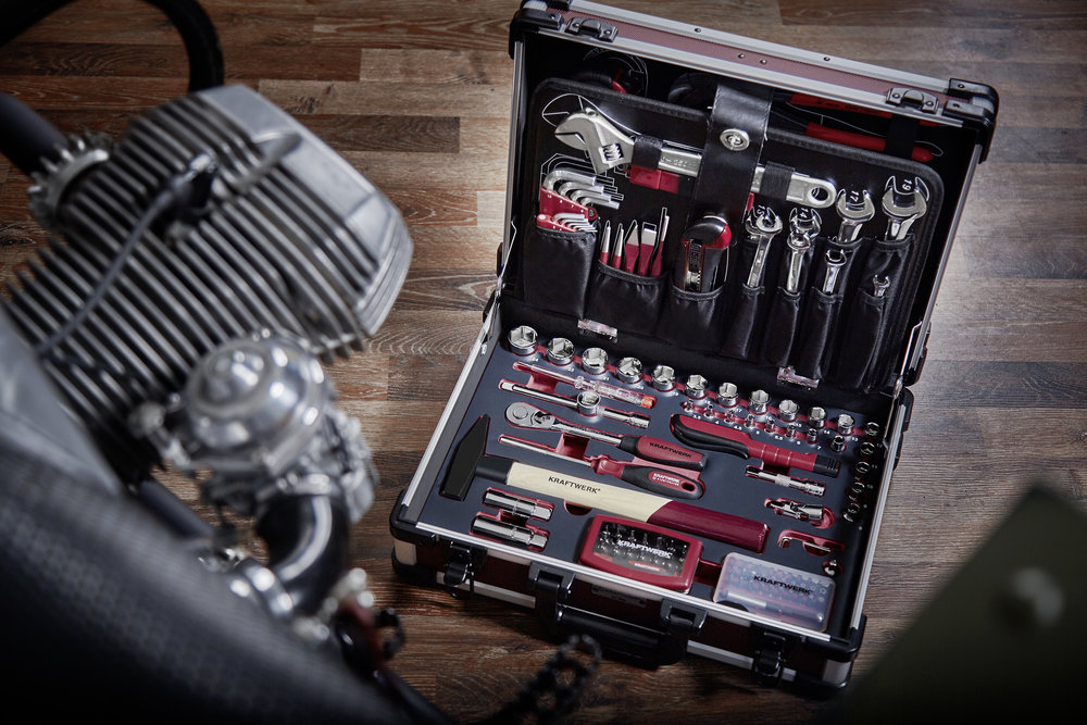 - PRODUCTSTake a look at the Kraftwerk Tools range for all of your tool and storage solutions.