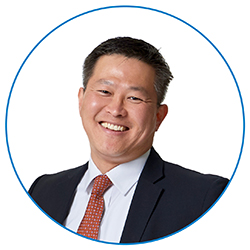 Jaewon Ryu, MD, JD, president and CEO, Geisinger