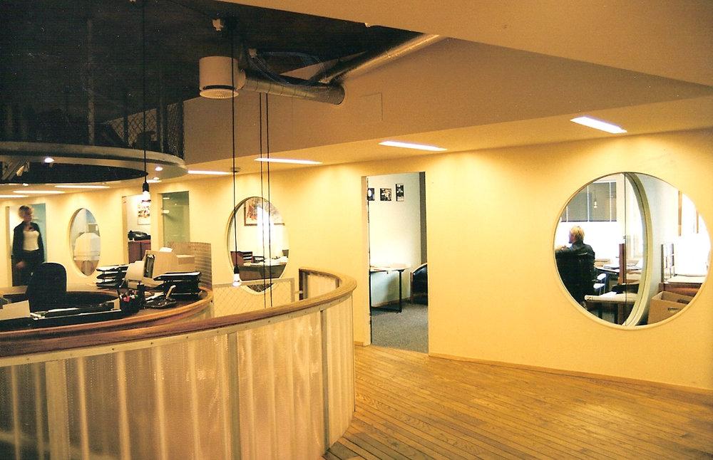 Relocation of Levi's Strauss Headquarters, Skoyen, Norway