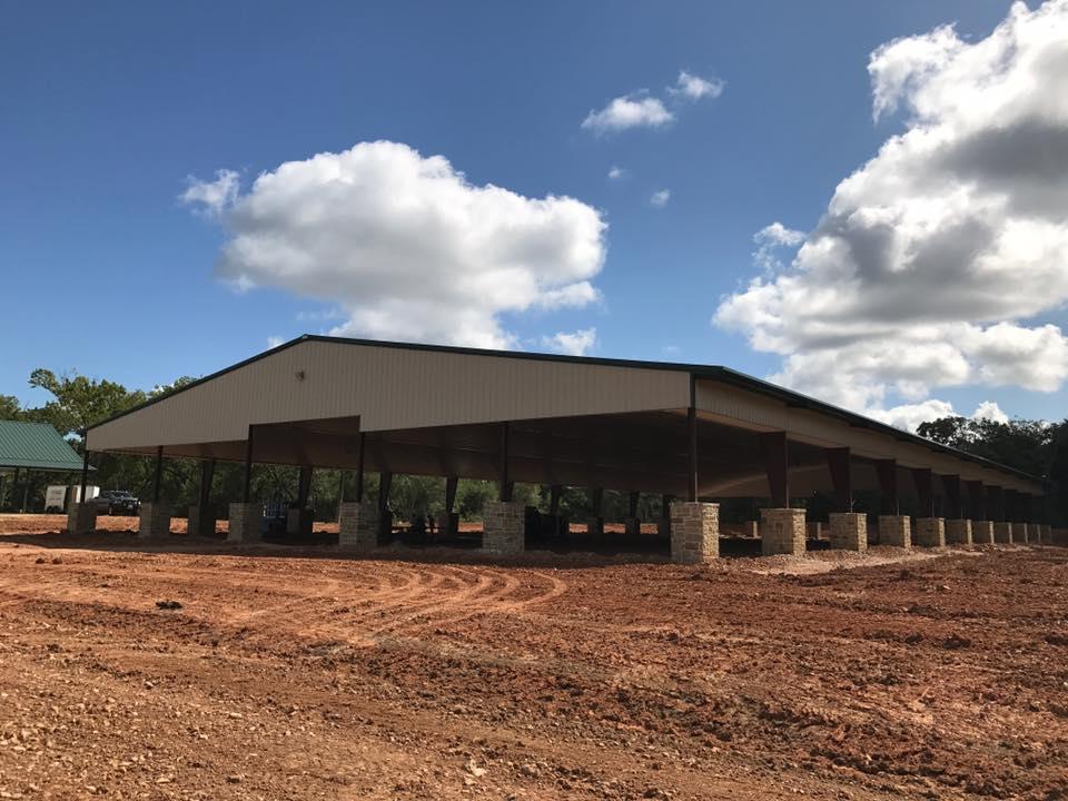 Columbus, TX - for Champion Ranchers Construction