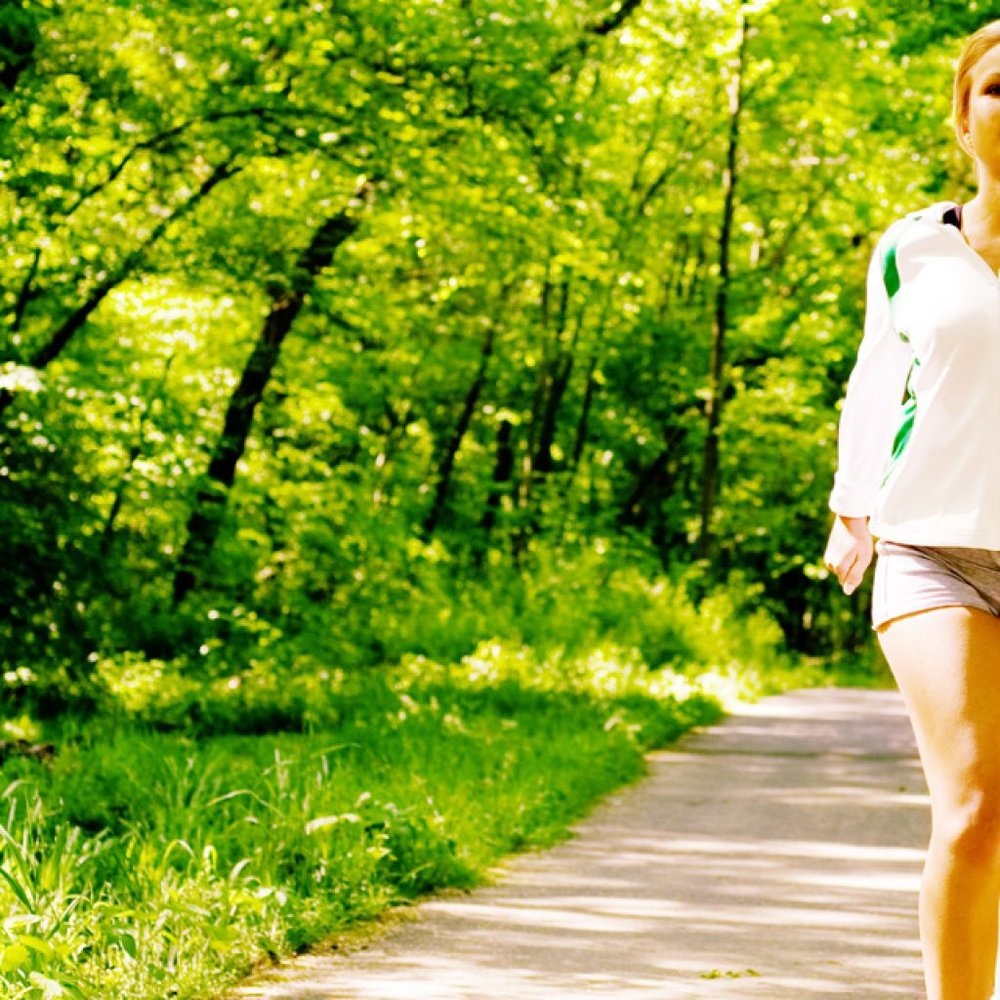 How to Put the Thrill Back into Walking - By Dr. Suzanne Levine