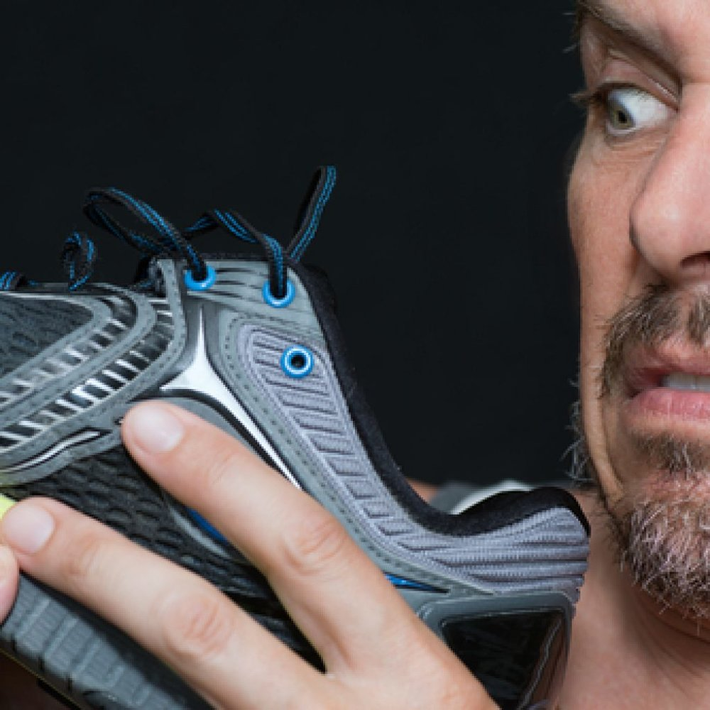 Sweaty, Smelly Feet - By Dr. Suzanne Levine