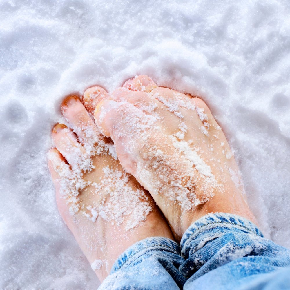 A Case of Cold Feet - By Dr. Suzanne Levine