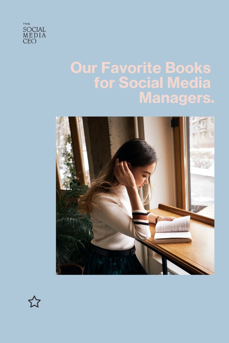 The Social Media CEO: Our Favorite Books for social media managers