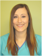 Nekell, Front Office and Dental Assistant at Children's Dental Specialists.