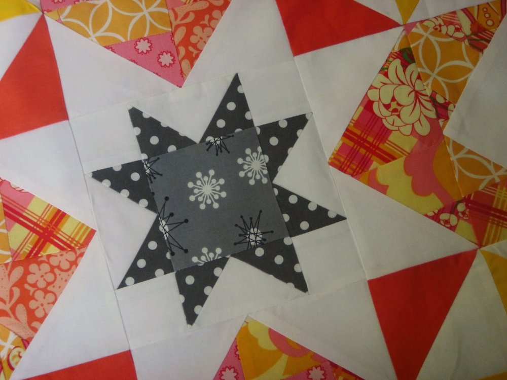 free quilt block tutorial, quilt block, star quilt block pattern, unique quilt block pattern, eighteen inches, 18