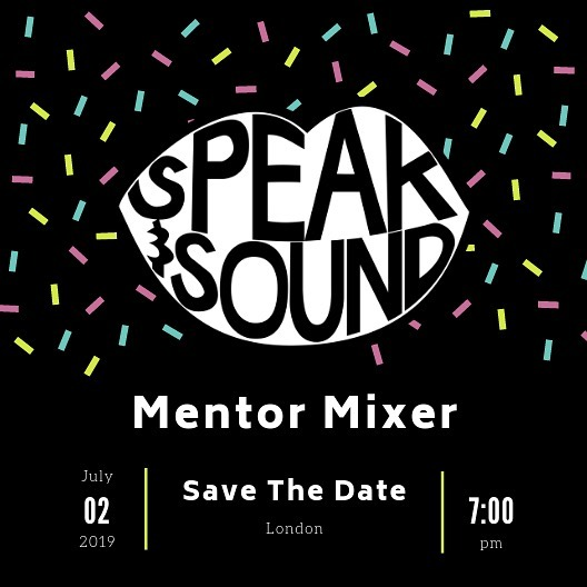 We love connecting young talent to like-minded, inspiring, diverse mentors in the industry. Come along to our Mentor Mixer on 2nd July! 💪 . Drop us a message for more details! ✨ . . . #musicindustry #musicbusiness  #diversity #educate #engage #empower #projectEEE #speakandsound #ukmusic #workplacediversity #education #musicproducer #talent #independent #unsigned #career #careergoals #recordlabel #musicmanagement #artist #artistdevelopment #musicpublishers #apprenticeship #trainee #mentor #mentee