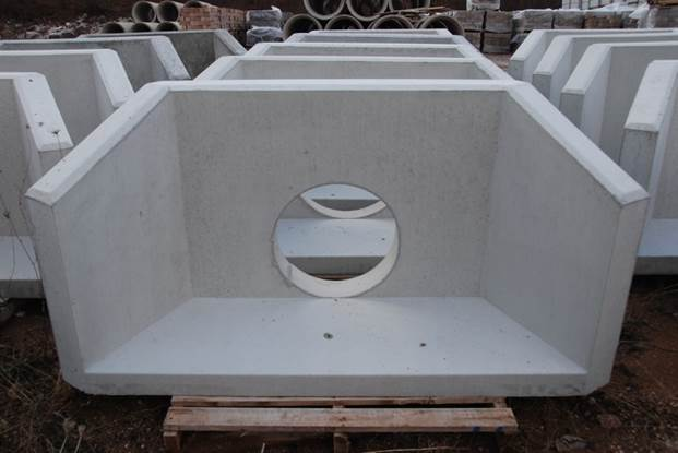 Miscellaneous Precast Products and Specialty Precast