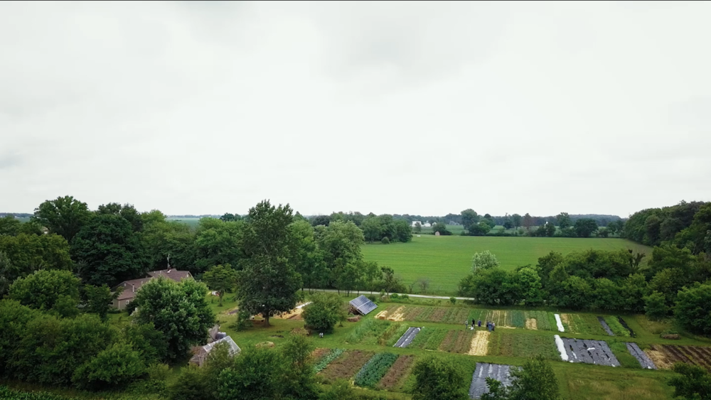 1-acre soil health farm